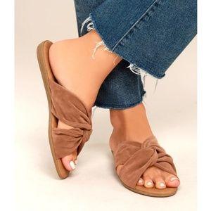 NEW! Lulu's Santana Sandals!!